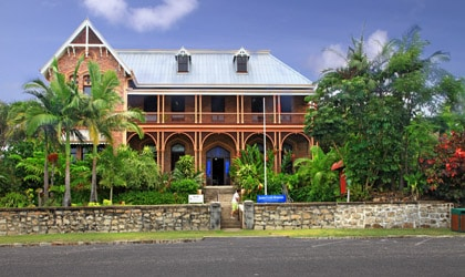 Historic-cooktown