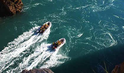 Kimberley Coral Expeditions Horizontal Falls
