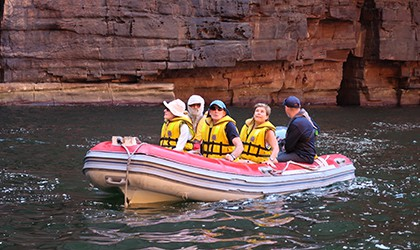 Horizontal Falls Kimberley Western Australia Coral Expeditions