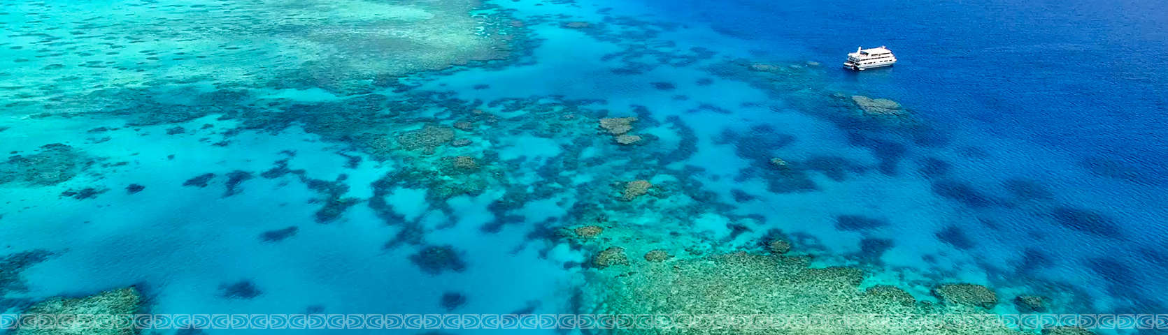 Great Barrier Reef Expedition Cruise