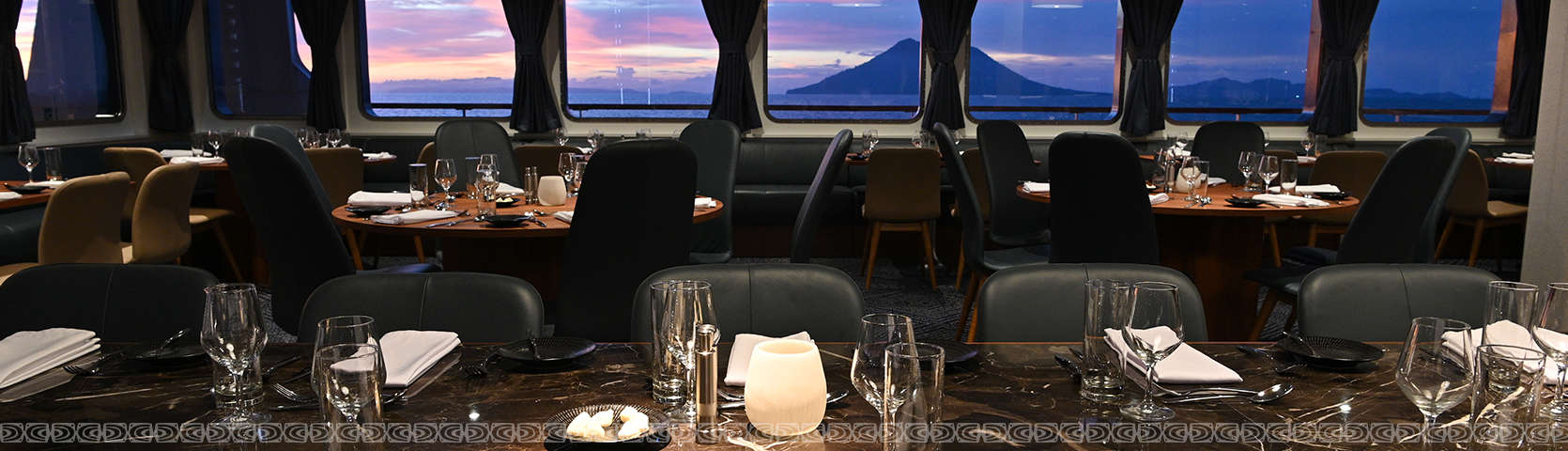 Cruise Dining