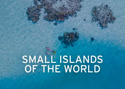 Small Islands Of The World Hover