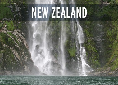 New Zealand - Coral Expeditions