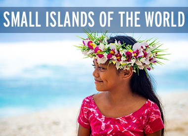 Small Islands Of The World