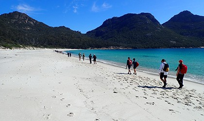 Tasmania's Wineglass Bay