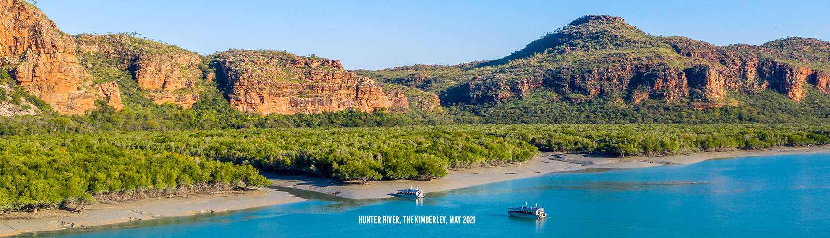 Hunter River The Kimberley With Coral Expeditions